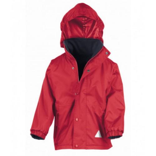 Storm proof Coat - Children's (Red)