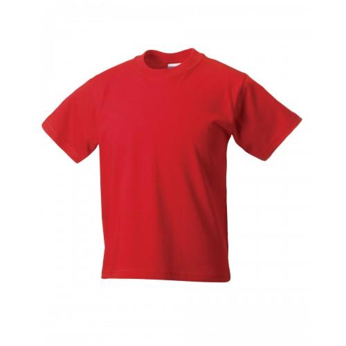 Red - PE - T Shirt