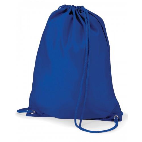 PE Bag - Royal Blue