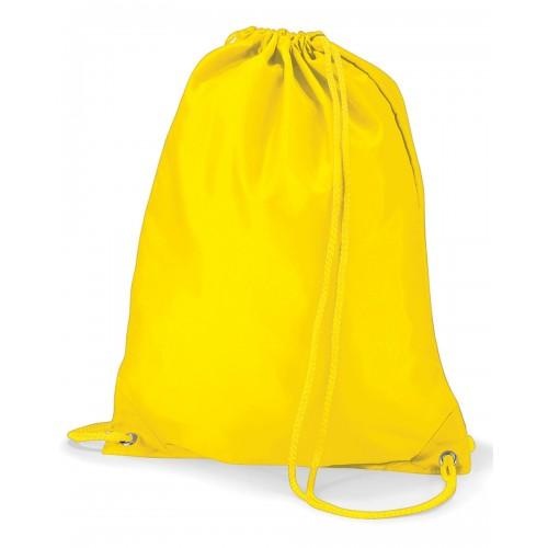 PE Bag - Yellow