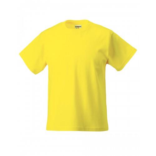 Yellow  - PE - T Shirt