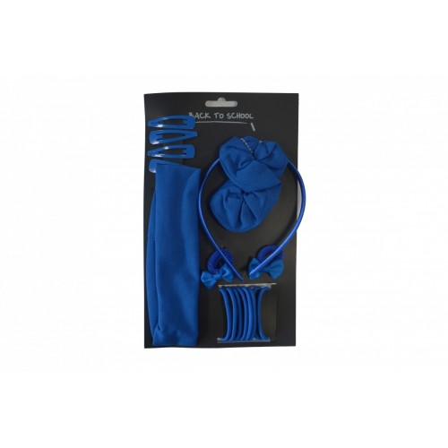School Set Royal Blue